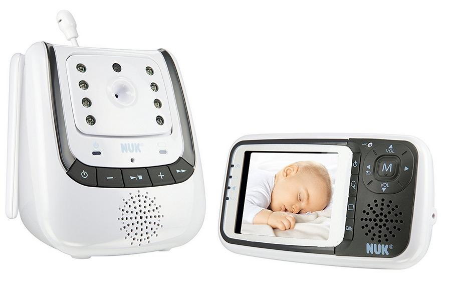 babyphone vidéo NUk 10256296
