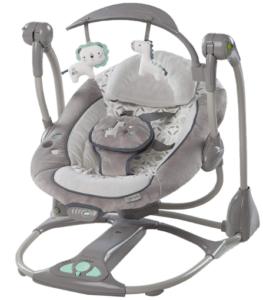 balancelle bebe electrique
